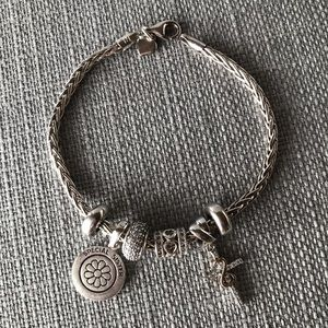 Kay Jewelers Memories Charm Bracelet